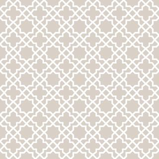 Abstract pattern in Arabian style. Seamless vector background.