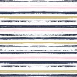 Hand drawn striped seamless pattern, vintage background, for wrapping, wallpaper, textile